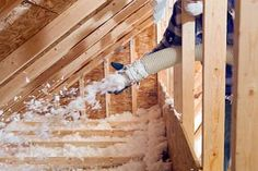 How to decide on what type of insulation to use in your attic & walls..