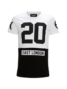 London Tee Wit - The Sting
