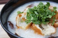 Cháo (Congee/Porridge) | Community Post: 20 Vietnamese Foods You Really Should Be Trying