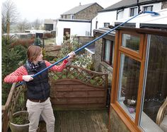 Window Washer And Squeegee makes cleaning windows so much easier. Contact me for delivery Free in DH8/DH7/DH9 areas, or ring 07975683509