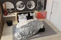 nice Interior Design For Musicians: 2 Classy Music Themed Home Designs