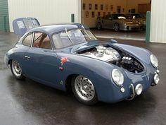 Oh my, I love this 356 pre A
