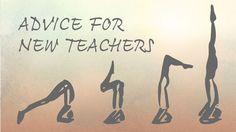 Top Teacher's Advice for New Yoga Teachers