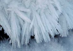 Ice Crystals, Southen Utah