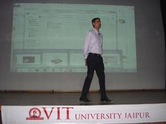 """Monsoon Consulting conducted a """"Hello Drupal"""" workshop at Vivekananda Institute of Technology"""