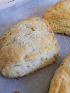 Scones with spaghetti just sound better than biscuits :) but just as fast