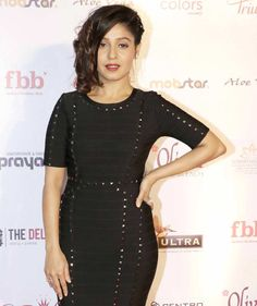 Sunidhi Chauhan at the Femina Miss India 2016 finale. #Bollywood #Fashion #Style #Beauty #Hot #Sexy