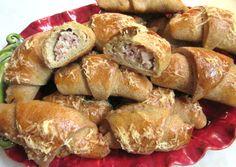 Szalonnás croissant (Gluténmentes)   Kissné Zilahi Katalin receptje - Cookpad receptek