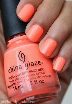 China Glaze Flip Flop Fantasy