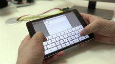 Use an iPad as a Raspberry Pi display -- Kano OS #RasPi #MAKE