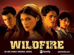 Wildfire (2005-2008) - I wanted to marry Junior.
