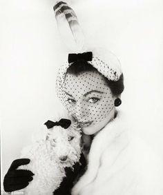 1950s Vogue Photograph Henry Clarke