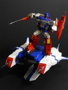 Transformers Masterpiece MP-24 Star Saber