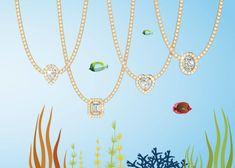 Aquae Jewels   定制的18K金、钻石和宝石作品 Jewelry Websites, Turquoise Necklace, Jewels, Chain, Jewerly, Necklaces, Gemstones, Fine Jewelry, Gem