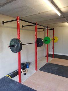 Slim Gym Rig Garage Salle De Gym Gym A La Maison