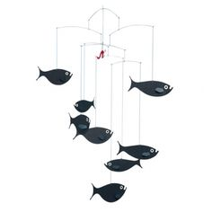 Fishes-mobile, papershop.fi.