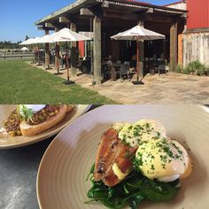 It's a beautiful Saturday afternoon! Brunch specials available all weekend until 3pm. #stablesmatakana #stablesrestaurant #brunchyum #lunchinthesun