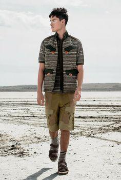 Moncler W se inspira en el desierto para su colección de primavera
