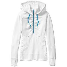 Heavenly Hail Hoodie  -- when it hails on the trails! #Athleta