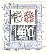 Selos - Stamp Collecting: 2005 - Itália / Italy