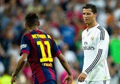 El zasca de Neymar a Cristiano Ronaldo
