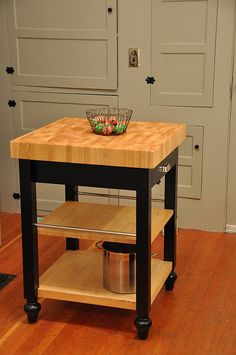 PB Zinc Top Cart $999 - LOVE the look for a kitchen island | STYLE ...