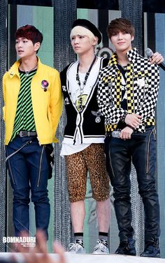 SHINee Onew Key and Taemin