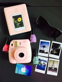 Instax Mini 8! Cute tumblr picture to show off your style!