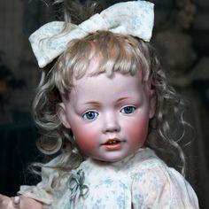 "17"" Kestner Hilda Toddler ~ Adorable! from signaturedolls on Ruby Lane"