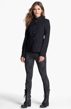 Vince Camuto Military Jacket (Nordstrom Exclusive) available at #Nordstrom