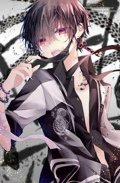 Anime Demon Boy, Anime Devil, Dark Anime Guys, Cool Anime Guys, Anime Warrior, Hot Anime Boy, Anime Angel, Kawaii Anime Girl, Anime Boys