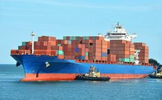 Send heavy loaded equipments from #Sea_cargo at affordable rates http://www.cargotoindia.co.uk/service/sea-cargo