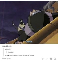 When they were defeated. | Community Post: 33 Times The Anime Side Of Tumblr Was Pretty OK After All