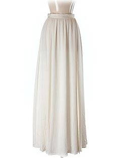 Check it out -- Rachel Zoe Silk Skirt for $130.99 on thredUP!   Love it? Use this link for $10 off. New customers only.