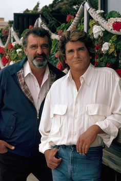 Victor French as Mark Gordon Michael Landon as Jonathan Smith Michael Landon, Alexandre Le Bienheureux, Victor French, Jonathan Smith, Teenage Werewolf, Terence Hill, Way To Heaven, Family Tv, Star Wars