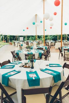 Reception Tables | Birch Blaze Weddings https://www.theknot.com/marketplace/birch-blaze-weddings-effignham-nh-364980