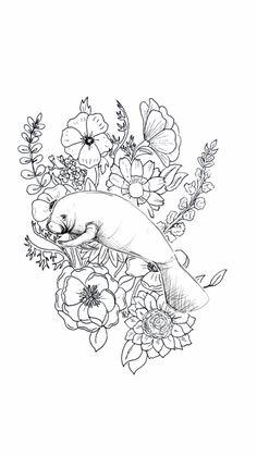 Life Tattoos, Body Art Tattoos, Mermaid Tattoos, Cover Up Tattoos, Unusual Art, Tattoo Stencils, Future Tattoos, Pictures To Draw, Beautiful Tattoos