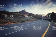 road to unknown royalty-free stock photo Image Now, Royalty Free Stock Photos, Sunset, Website, Nature, Sunsets, Naturaleza, Nature Illustration, Outdoors