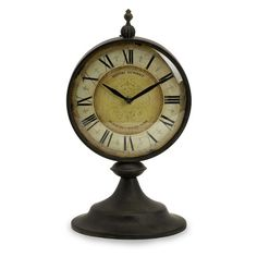 Found it at Wayfair - Mantel Table Clock