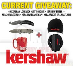 Win 2 Hunting Knives and more {US} (9/11/16) via... sweepstakes IFTTT reddit giveaways freebies contests