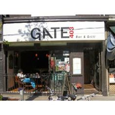 Gate great in the of