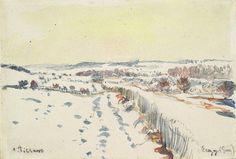 Camille Pissarro (1830 — 1903, France)