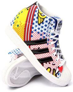 The Superstar Up Rita Ora x Adidas Originals sneakers! Love that it has a  hidden 4c1aba806