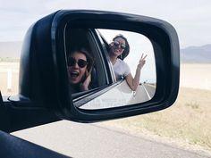 Después de 3 horas, música muy divertida (los últimos éxitos de reggaeton), 300 kilómetros y muchas anécdotas y pláticas ya estoy en Guadalajara y lista para volver a mi casa en #CdMx! Gracias @marisa_rdz por hacer nuestros viajes tan divertidos!!  {Etiqueta a una persona con quien te encanta hacer viajes}
