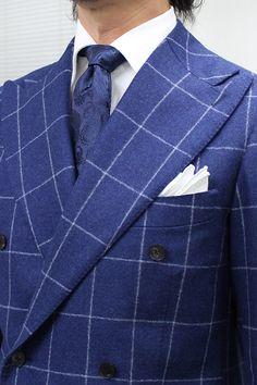 #shirtstyle #shirts #shirtshop #fashionblogger #Menswear #Gentleman  #mensfashion #menstyle  #menswear #Suit #doublebreasted  #suitstyle #canonico #flannel #Tie #necktie #PocketSquare #ワイシャツ #コーディネート #ネクタイ #メンズファッション