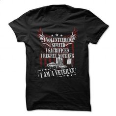 i volunteered i am a veteran - #tshirt inspiration #sweatshirt women. MORE INFO => https://www.sunfrog.com/LifeStyle/i-volunteered-i-am-a-veteran.html?68278