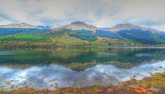 Loch Long by Arrochar