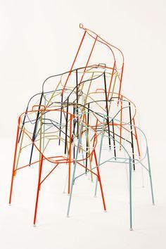 eu/phoria chair   designed by Paola Navone   photography - Simona Pesarini