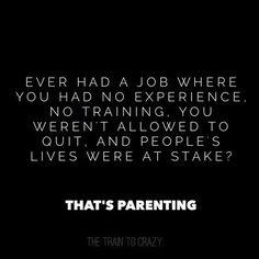 Parenting humor :)
