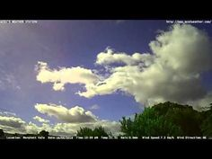 Adelaide weather time Lapse  Sat 19 03 2016